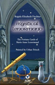 Bild på Mystical Lenormand Book