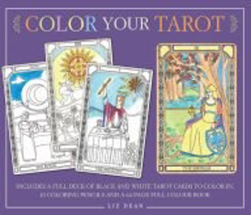 Bild på Colour Your Tarot