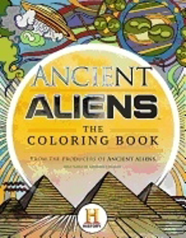Bild på Ancient Aliens™ - The Coloring Book