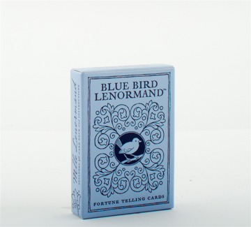 Bild på Blue Bird Lenormand