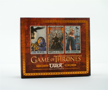 Bild på Game of Thrones Tarot