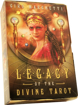 Bild på Legacy Of The Divine Tarot (78-Card Deck & guidebook)
