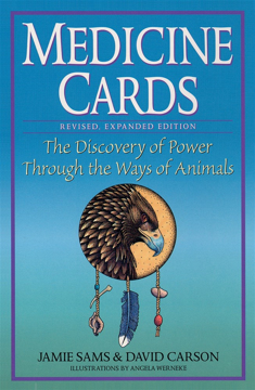 Bild på Medicine Cards: The Discovery of Power Through the Ways of Animals