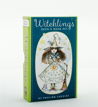Bild på Witchlings Deck & Book Set (40-card deck & 204-page book)