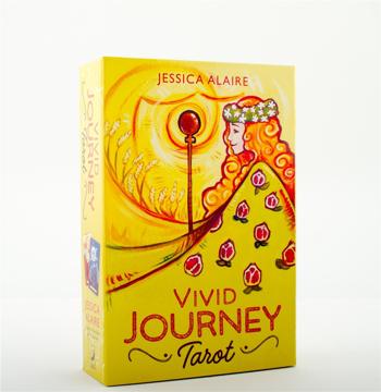 Bild på Vivid Journey Tarot