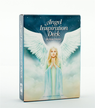 Bild på Angel Inspiration Deck (44-Card Deck & 60-page Guidebook)