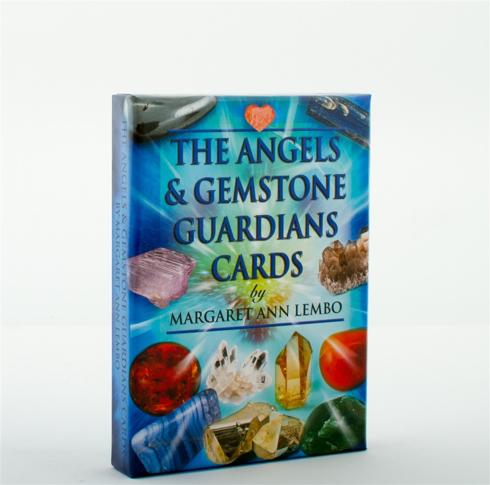 Bild på ANGELS & GEMSTONE GUARDIANS CARDS (44-card deck)