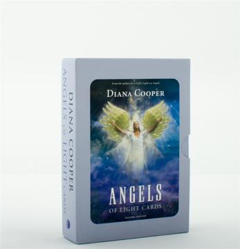 Bild på Angels Of Light Cards (54 Cards & Desktop Holder) (2nd Edition)