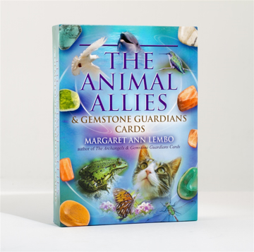 Bild på Animal allies & gemstone guardian cards
