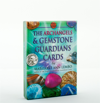 Bild på Archangels & Gemstone Guardians Cards