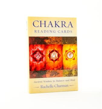 Bild på Chakra Reading Card