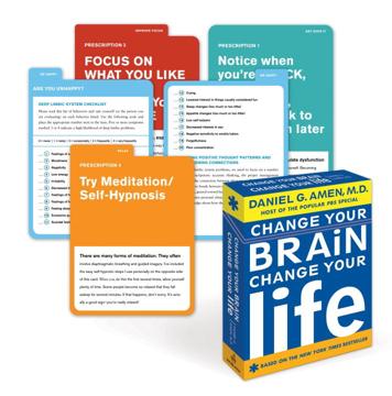 Bild på Change Your Brain, Change Your Life Deck