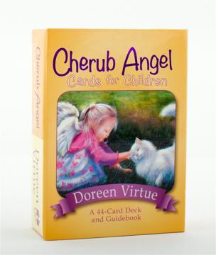 Bild på Cherub Angel Cards for Children (44-Card Deck and Booklet)