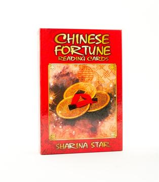 Bild på Chinese Fortune Reading Cards
