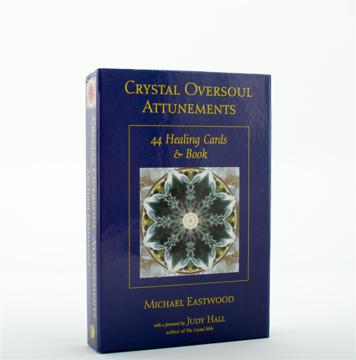 Bild på Crystal Oversoul Attunements: 44 Healing Cards & Book