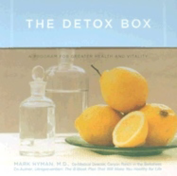 Bild på Detox In A Box (2 Cd, 64-Page Book, 70 Flashcards Included)