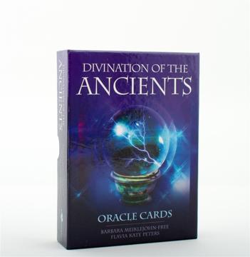 Bild på Divination Of The Ancients : Oracle Cards