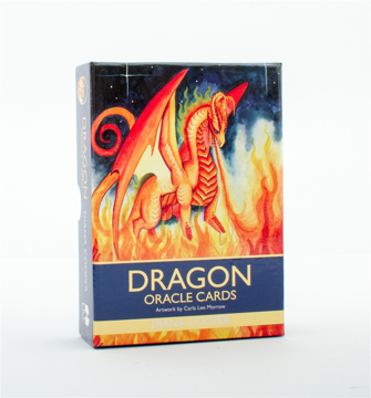 Bild på Dragon Oracle Cards