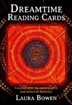 Bild på Dreamtime Reading Cards : Connect With the Ancient Spirit and Nature of Australia