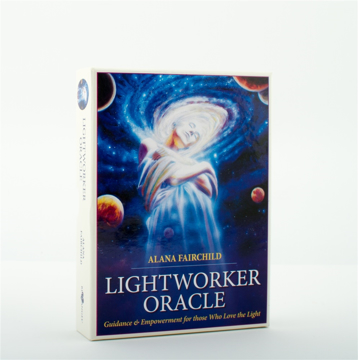 Bild på Lightworker Oracle : Guidance & Empowerment for those Who Love the Light