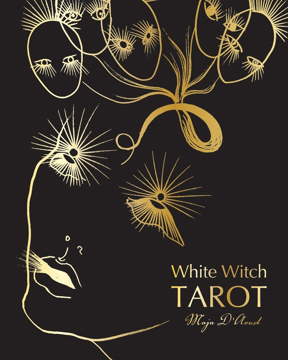 Bild på White Witch Tarot