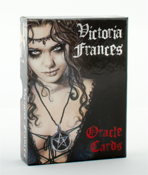 Bild på Victoria Frances Oracle Cards