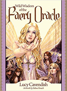 Bild på Wild Wisdom Of The Faery Oracle New Edition : Oracle Card and Book Set