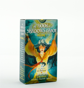 Bild på ...so below : the Book of Shadows Tarot, vol. II