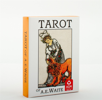 Bild på A.E. Waite Tarot Pocket Premium Edition