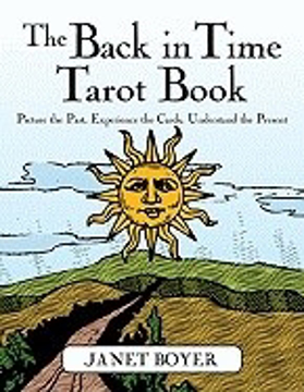 Bild på Back In Time Tarot Book: Picture The Past, Experience The Cards, Understand The Present