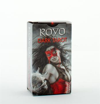 Bild på Dark Royo Tarot (mini)