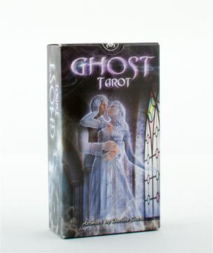 Bild på Ghost Tarot Deck