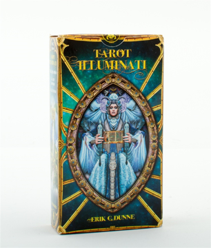Bild på Illuminati Tarot Deck
