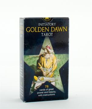 Bild på Initiatory Golden Dawn Tarot