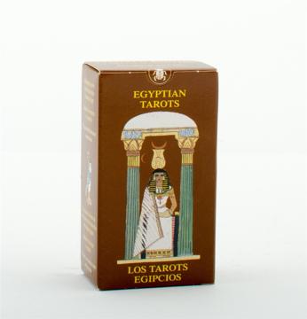 Bild på Mini Tarot - Egyptian