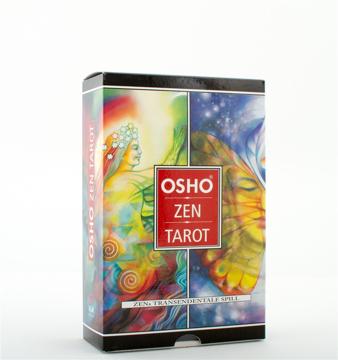 Bild på Osho Zen Tarot (79 kort & bok, norsk utgave)