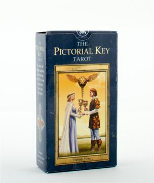 Bild på Pictorial Key Tarot