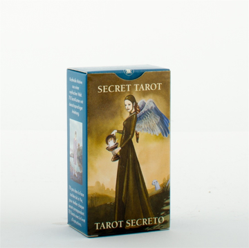 Bild på Secret tarot mini tarot