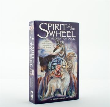 Bild på Spirit of the Wheel Meditation Deck [With Poster and Booklet]
