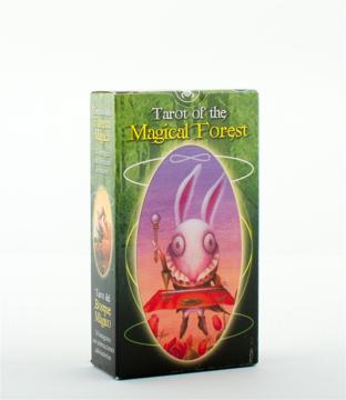 Bild på Tarot of the Magical Forest