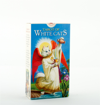 Bild på Tarot of White Cats