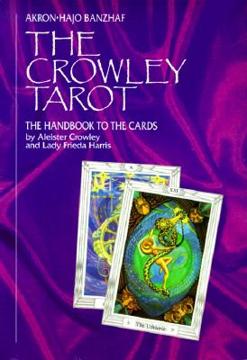 Bild på The Crowley Tarot: The Handbook to the Cards