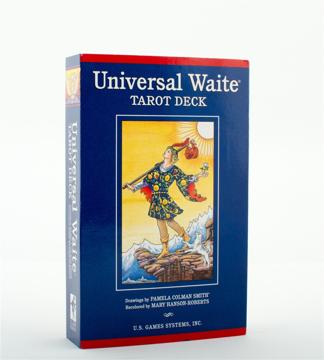 Bild på Universal Waite Tarot Deck : Premier Edition