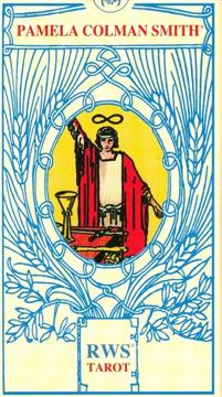 Bild på RWS® Tarot (A.E. Waite, P.C. Smith)