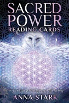 Bild på Sacred Power Reading Cards : Transformative Guidance for Your Life Journey