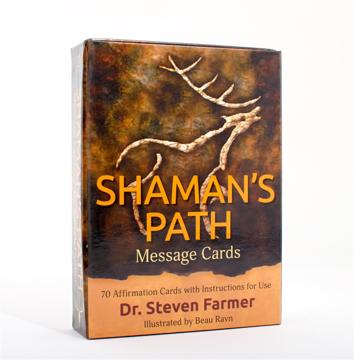 Bild på Shaman's Path Message Cards