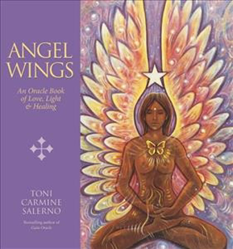 Bild på Angel Wings : An Oracle Book of Love, Light & Healing