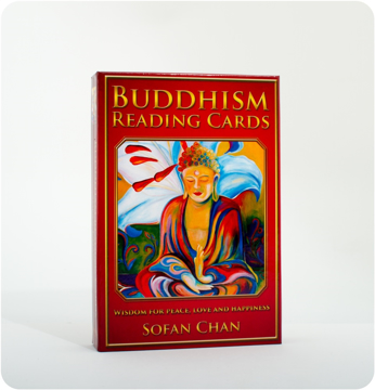 Bild på Buddhism Reading Cards : Wisdom for Peace, Love and Happiness