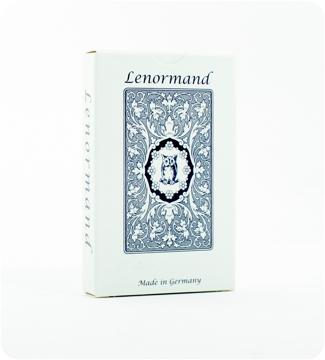 Bild på Mlle Lenormand Blue Owl Relaunch