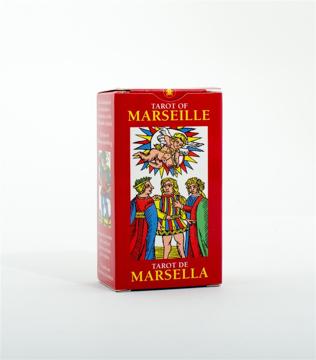 Bild på Mini Tarot - Marseille